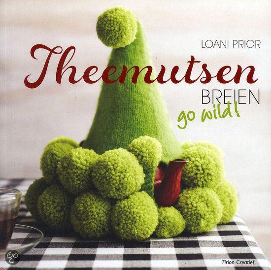 Theemutsen breien - boek