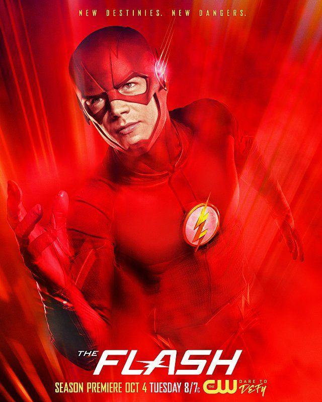 Au mois d'octobre prochain débutera la troisième et nouvelle saison de The Flash, qui débutera sur le fameux Flashpoint avec une time-line modifiée par rap