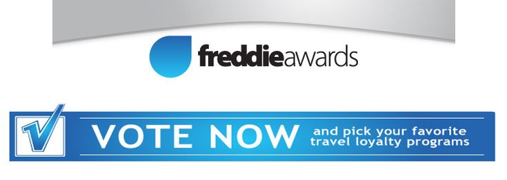 Reminder: Cast Your Vote in the Freddie Awards