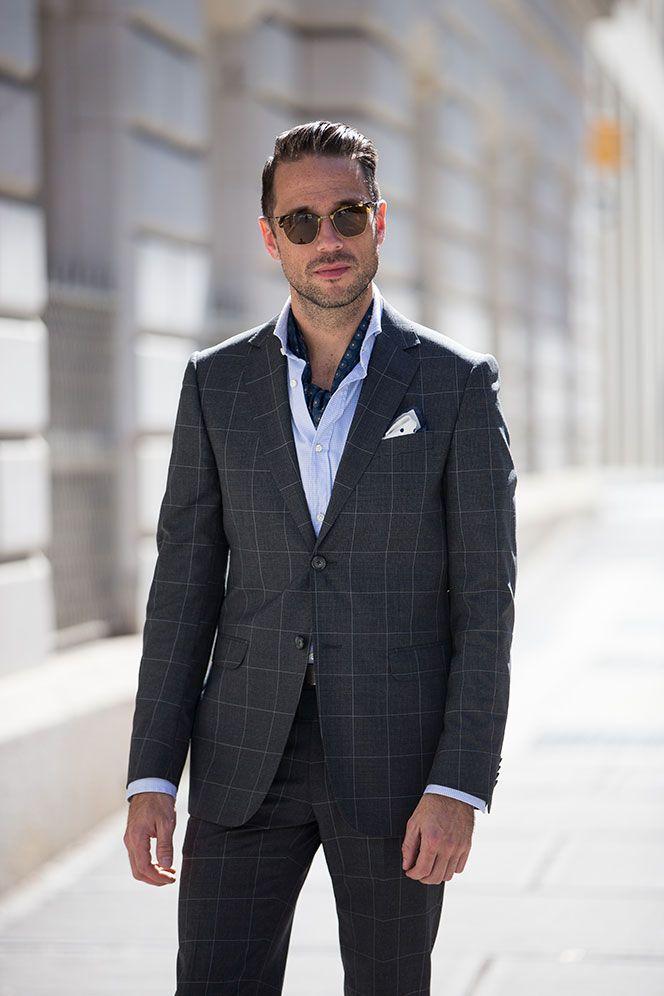 Men's Ascot Cravat Scarf Tie - He Spoke Style   Mens outfits, Mens cravats,  Ascot outfits