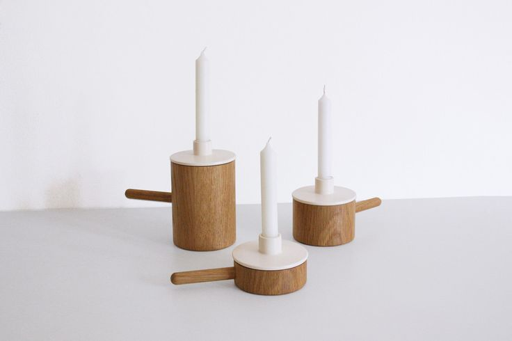 Another Ceramic Candlestick £39.00 (via http://pinterest.com/AnotherCountry)