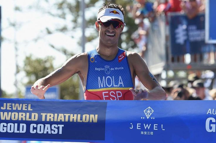 Mario Mola:    Spain's Mola is considered Alistair Brownlee's best competition in the men's triathlon.     .  -  Underdogs to watch in Rio
