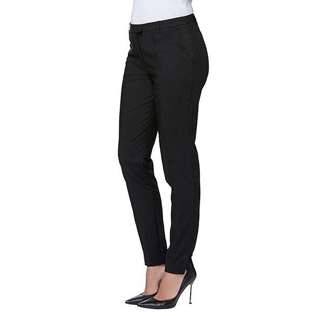 Dannii Minogue Petites Structured Pants - Black