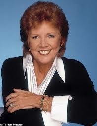 Cilla Black. A true Angel, Star & Lady. Now back with her Bobby. RIP.