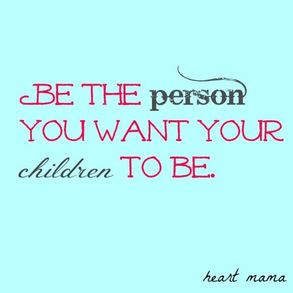 That's a great way to think! #parenting