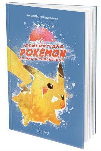 Générations Pokémon : 20 ans d'évolutions de Loup Lassinat-Foubert http://www.amazon.fr/dp/B014XMV4LE/ref=cm_sw_r_pi_dp_sdZ2wb150K1GW