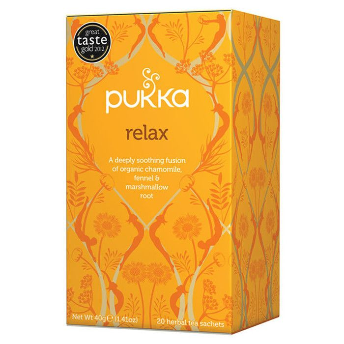 Pukka Tea - Relax