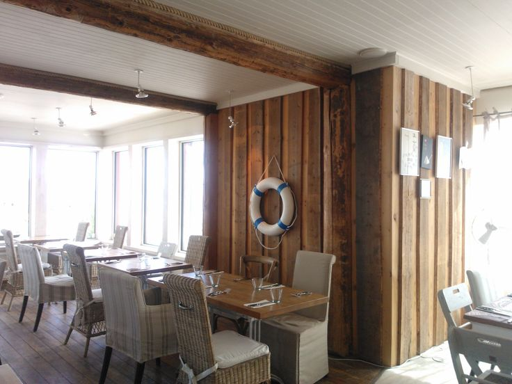 Restaurant Oko, Kaberneeme, Estonia