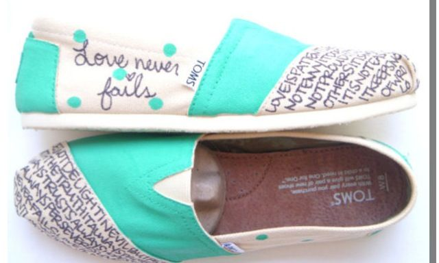 The funny thing is that I love toms but I dont have a single pair