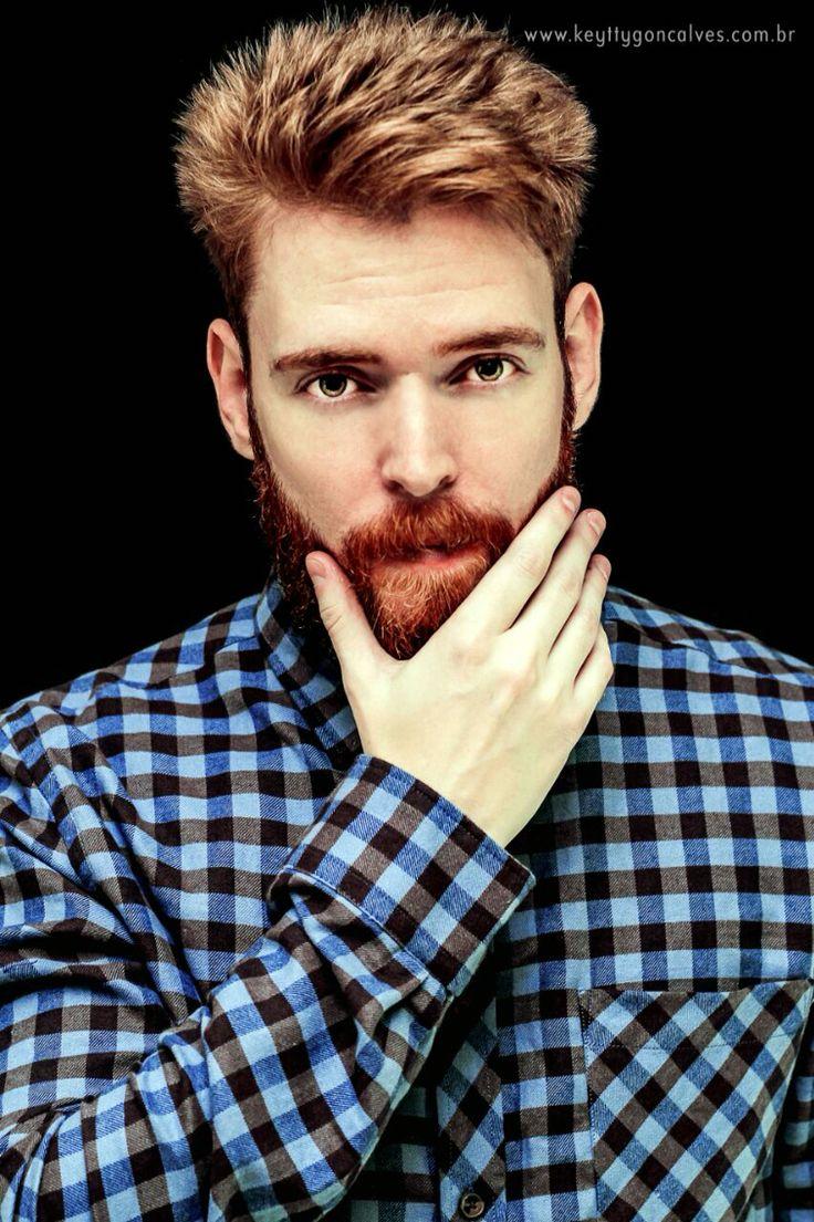 Barba Ruiva / Red beard - Beard #beard #barba #barbaruiva #reidabarba #lumbersexual