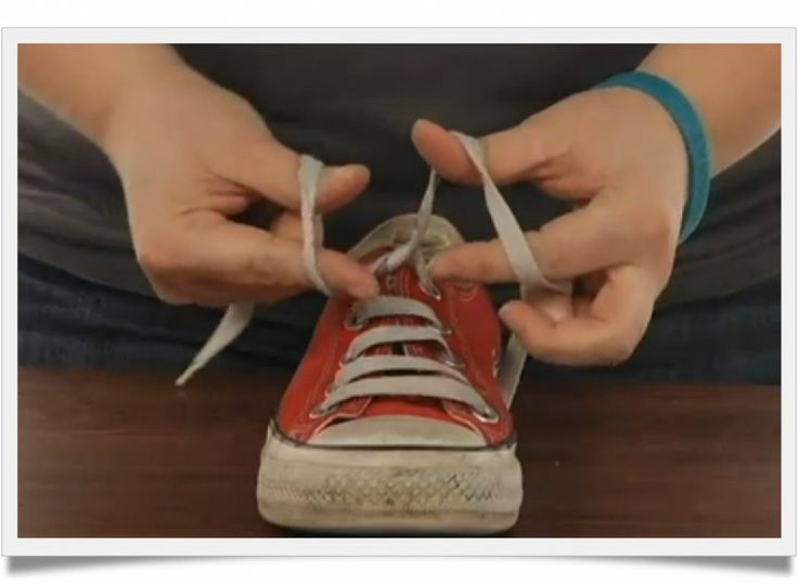 How To Teach A Child To Tie Shoes In 5 Minutes - Way different than we learned, Includes Video
