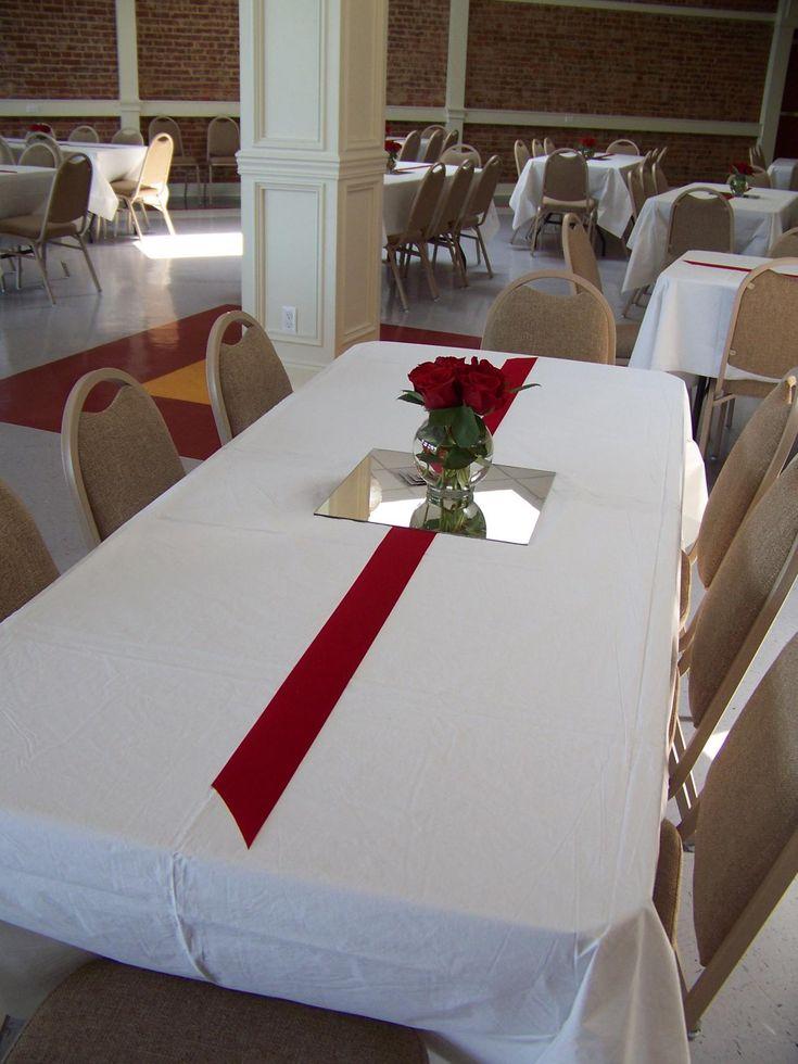 Cl Reunion Table Decorations