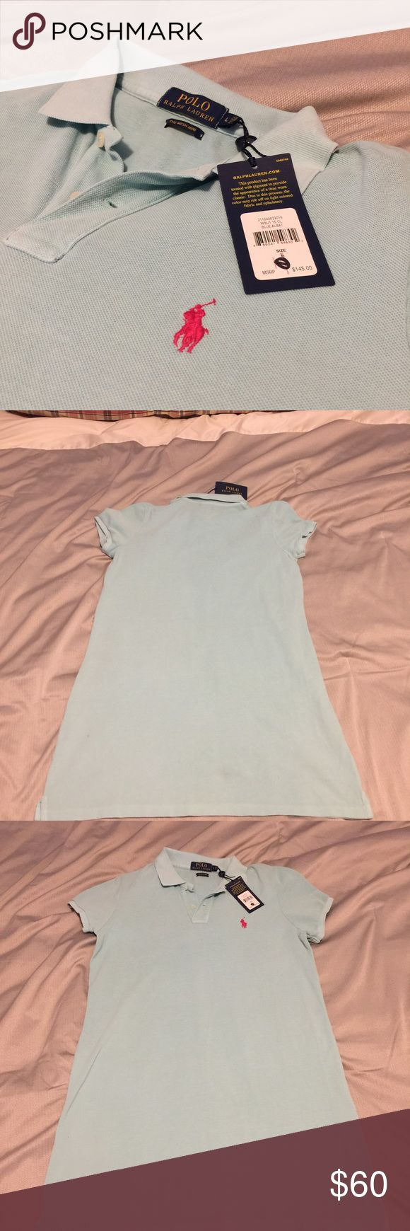 Polo Ralph Lauren Mesh Mini Dress A brand new with tags Ralph Lauren Polo Mesh Mini Dress. Will be a great addition to your closet at a better price. Polo by Ralph Lauren Dresses Mini