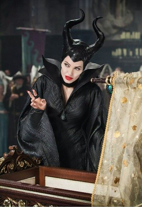 Maleficent. Angelina....magnificent!!!!!!!!! an award winner.... for real