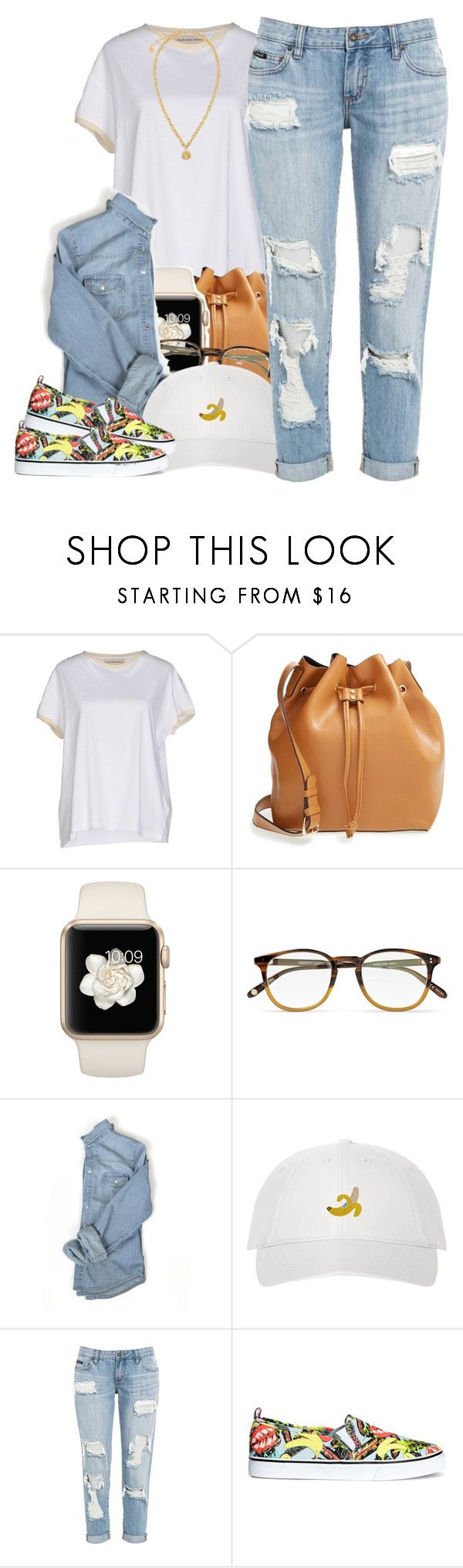 """""""School Cramming"""" by msyorkieluver ❤ liked on Polyvore featuring Coast + Weber + Ahaus, Sole Society, Garrett Leight, H&M and Versace"""