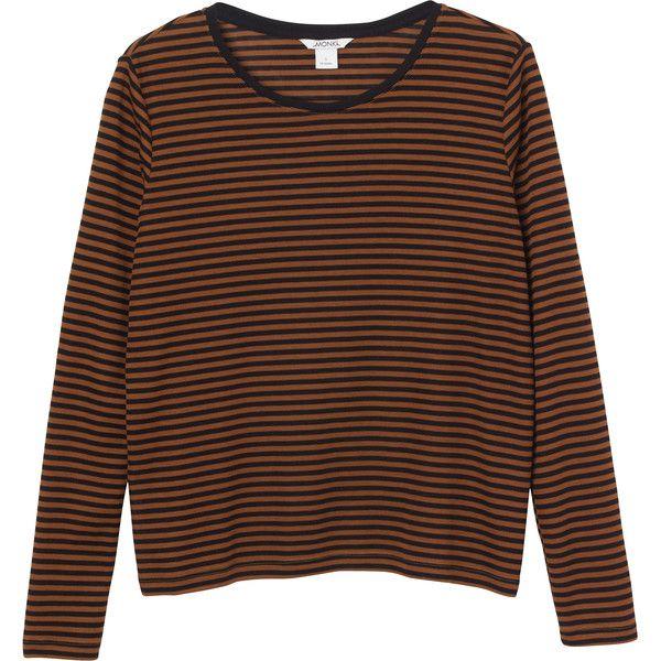 Best 25  Brown long sleeve tops ideas on Pinterest | Brown long ...
