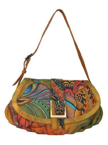 Anuschka 499 Shoulder Bag