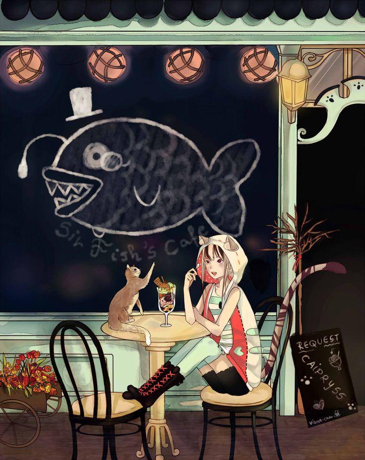 fishy fishy fishy~ by Vidma-chan on DeviantArt