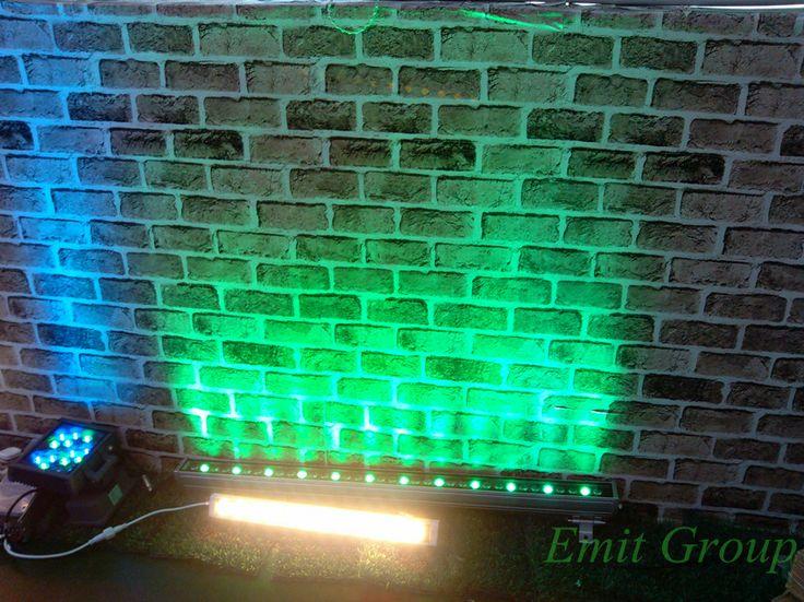 LED Wall Washer Light www.emit-led.com paris@emitig.com
