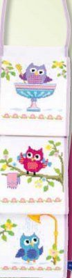 Owls in Bathroom Toilet Roll Holder