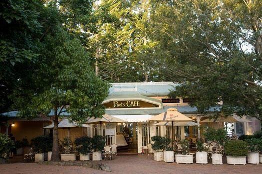 Poets Cafe, Montville, Australia