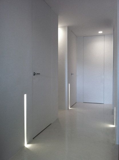 General lighting | Recessed wall lights | Blade | Buzzi