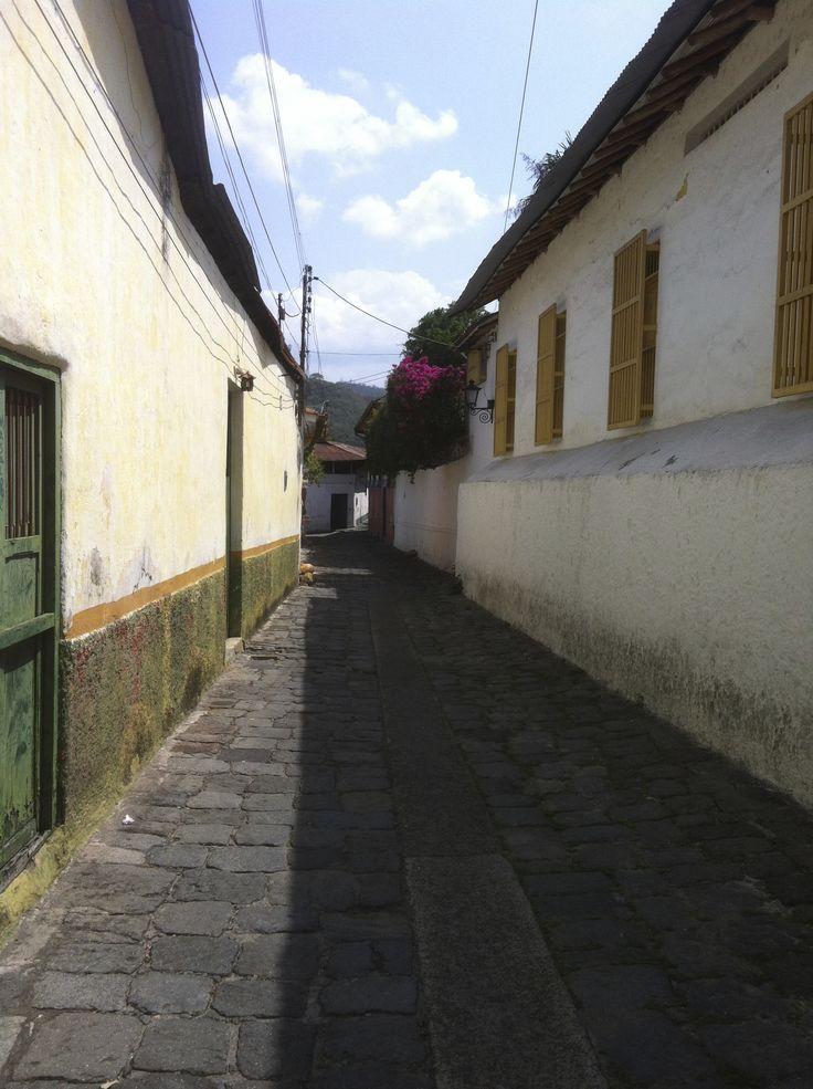 Calle de piedra 2