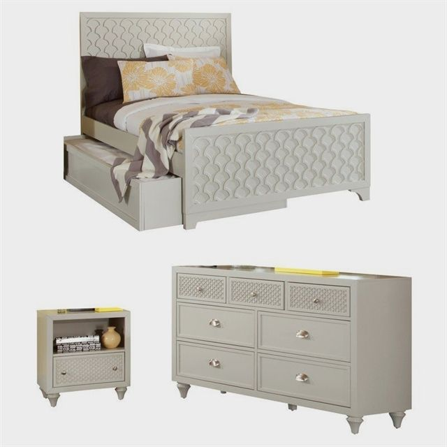 Amanda Panel Configurable Bedroom Set #KidsBedroomSets kids