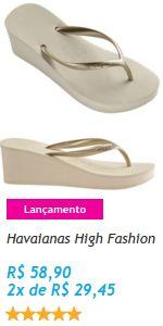 Havaianas High Fashion