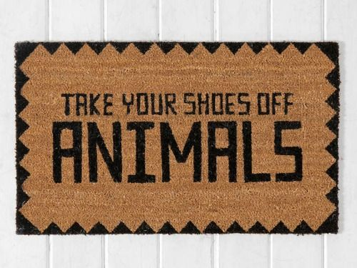 102 Best Doormat's With Sass Images On Pinterest