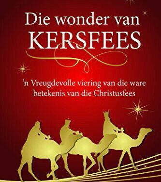 how to say merry christmas in afrikaans