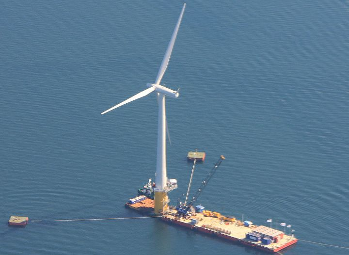 The 25+ best Offshore wind turbines ideas on Pinterest Wind - wind turbine repair sample resume
