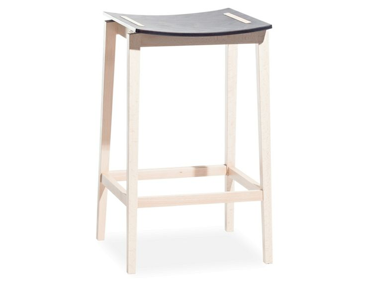 Stockholm Danish Kitchen Stool