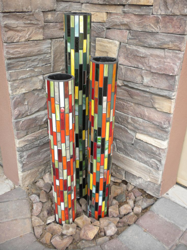 Glass on PVC pipe | Flickr - Photo Sharing!