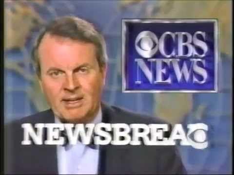 CBS Newsbreak - Charles Osgood