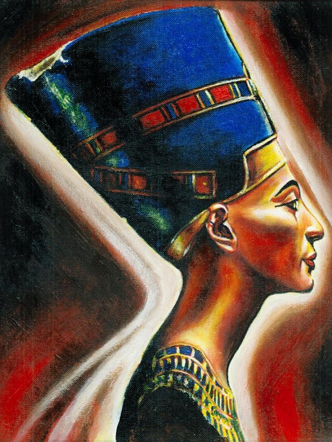 205 best images about Nefertiti on Pinterest | Fine art ...