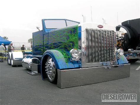 West Coast Customs Big Rig Show - Semi Trucks - Diesel Power Magazine