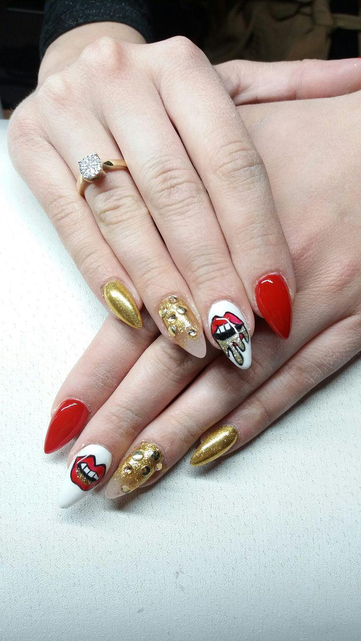 kylie nails design  https://www.facebook.com/nailartdesignsalice/