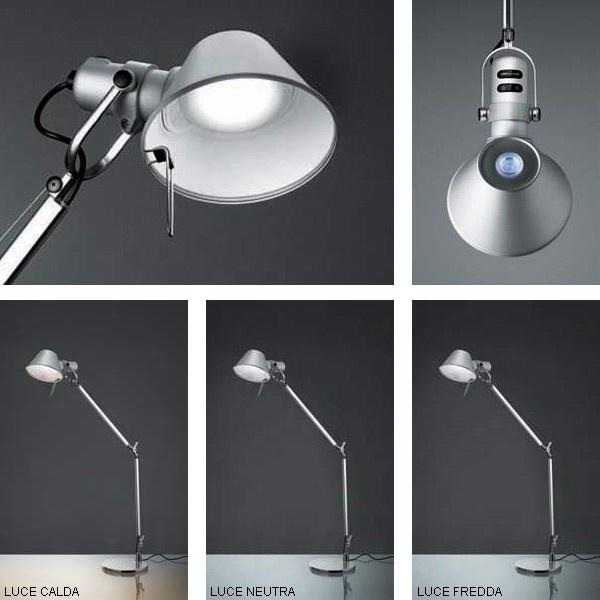 TOLOMEO design Michele De Lucchi e Giancarlo Fassina per #Artemide  #design #light