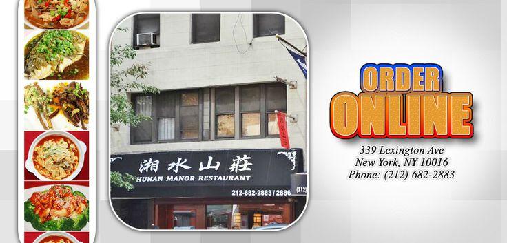 Hunan Manor - 339 lexington ave
