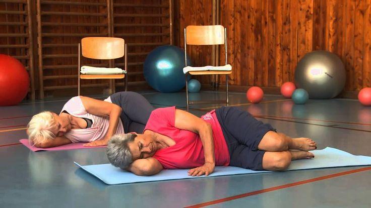 Dolní končetina - Cvičením proti bolesti - 10. díl