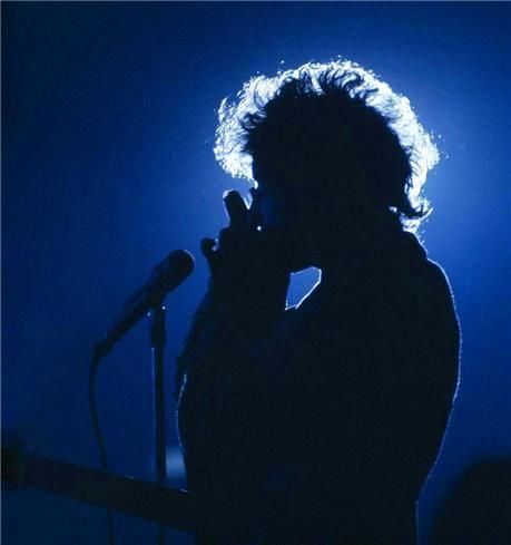Rowland Scherman, Bob Dylan, 1966.