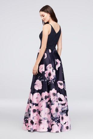 d0c1f5f99da Long Ballgown Spaghetti Strap Formal Dresses Dress - Xscape ...