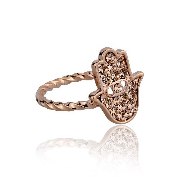 Taşlı Hamsa Yüzük #yüzük #hamsa #moda #aksesuar #takı #kadın #fashion #ring #mask #trend #stylish #elegant #woman #accesories