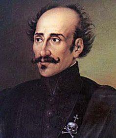 Santeos: Αλέξανδρος Υψηλάντης -Ο Θάνατος του το 1828