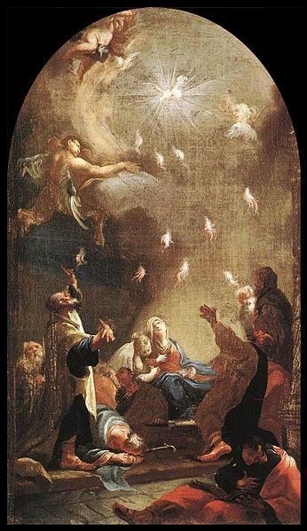 File:Mildorfer, Josef Ignaz - Pentecost - 1750s.jpg