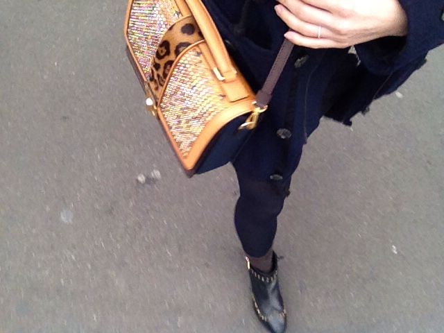 My new MCM #bag #mcm #veronicavisetossatchel #love
