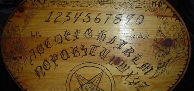 The spirit board was found stuffed inside a heating vent by builders carrying out renovation work. Workmen must come across a lot of strange things behind walls and under floorboards, but imagine tearing down an old heating vent and finding a Ouija board hidden behind it. This was the scenario … Continue reading