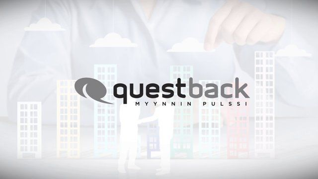 Questbakc - Myynnin pulssi. www.gofilms.fi