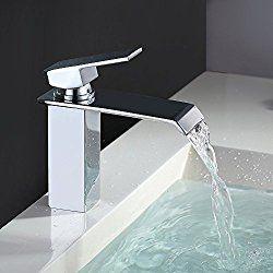 Pourquoi choisir un robinet cascade pour baignoire